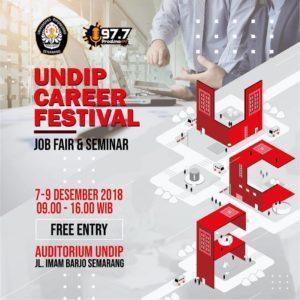 UNDIP CAREER FESTIVAL 2018