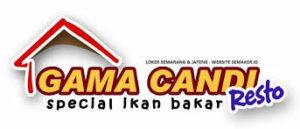 Gama Candi Resto merupakan salah satu Temmpat makan terkemuka di Indonesia dan sudah memiliki berbagai menu makan favorit, saat ini kembali membuka lowongan kerja di Semarang dan sekitar. Ini merupakan peluang dan kesempatan baik bagi Anda untuk bergabung menjadi bagian dari salah satu Restoran di Semarang.