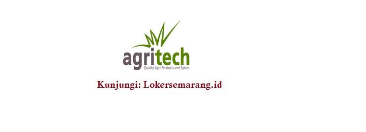 lowongan PT Java Agritech Semarang