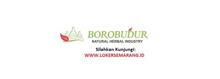 Borobudur Natural Herbal Industry