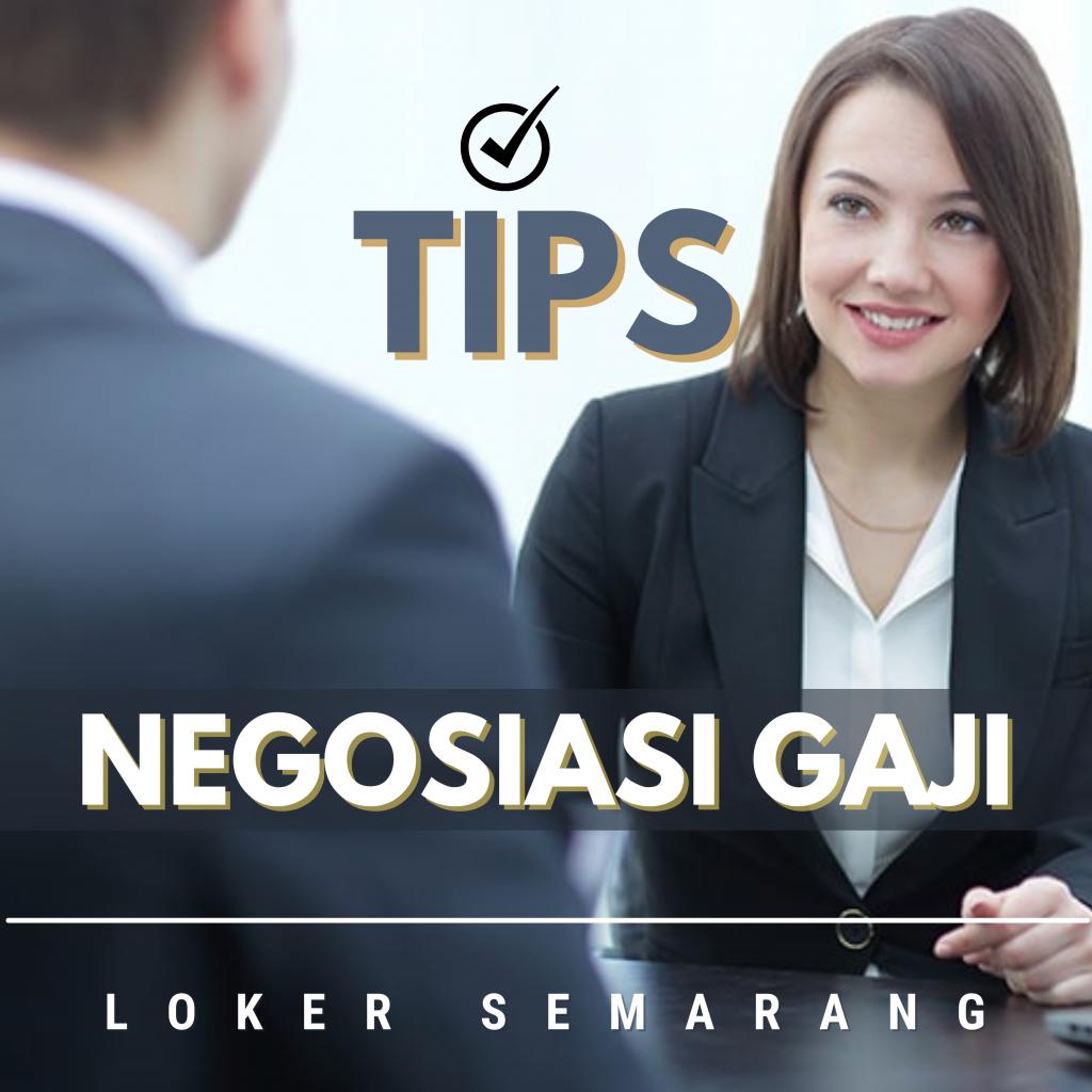TIPS NEGOSIASI GAJI